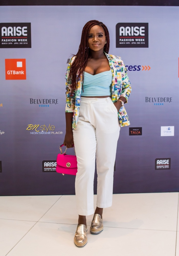 #BNSAFW18: All the Stylish Guests from Day 1 of Arise Fashion Week 2018