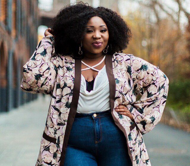 Anita is One Curvy #BellaStylista We 💛 Any Day!