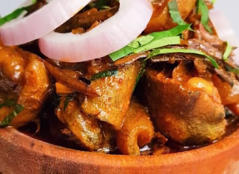 Bring South Eastern Nigeria to Your Kitchen this Weekend with This Nkwobi Recipe