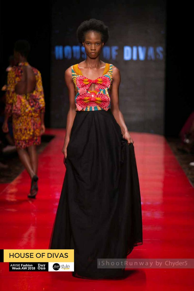 ARISE Fashion Week 2018 | House of Divas