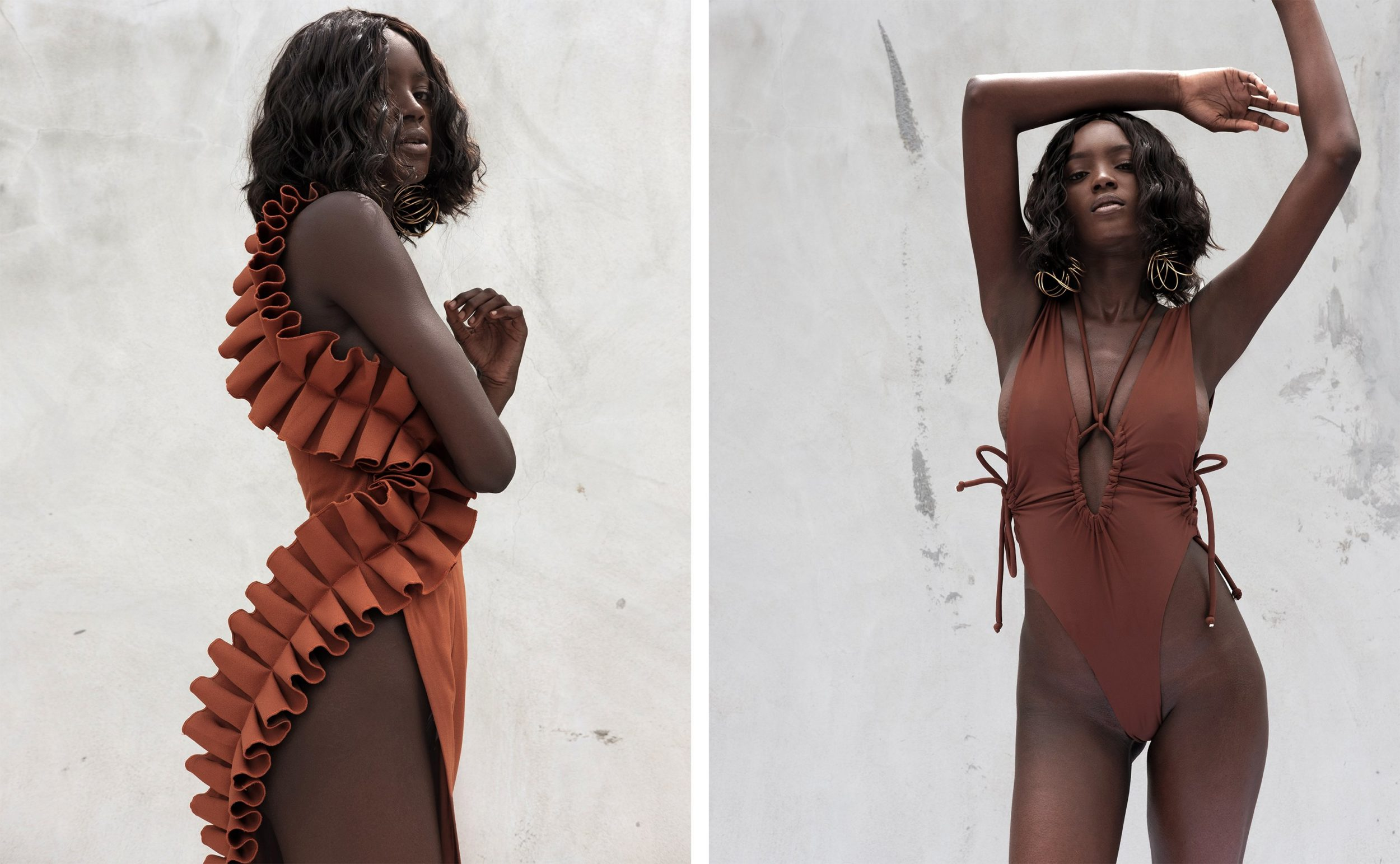 Hands Down! Andrea Iyamah Released The Best Spring/Summer Swimwear For Every Style