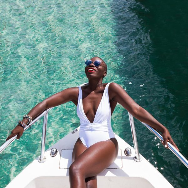 Jessica Nabongo Aims to Be the First Black Woman to Visit Every Country in The World!