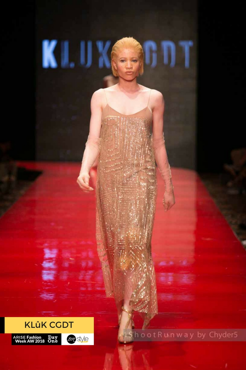 ARISE Fashion Week 2018 | Lanre Da Silva Ajayi