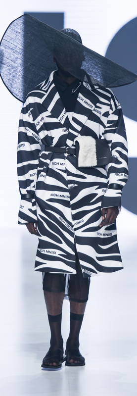 South Africa Fashion Week SS18   Rich Mnisi