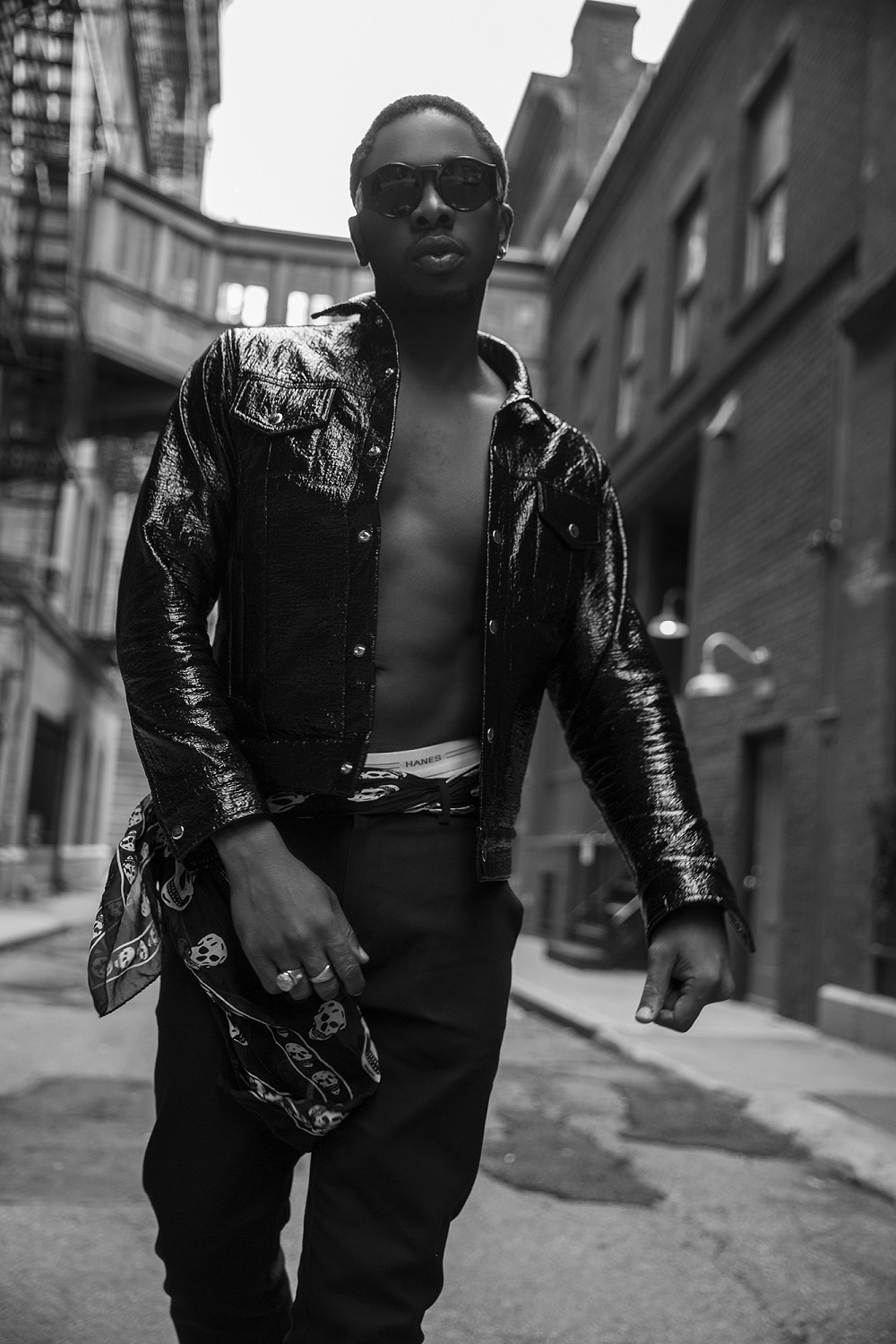 This Feature By Hunger Magazine Proves Runtown Is The Leader Of The New School