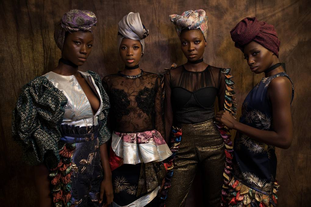 See the Best of ARISE Fashion Week 2018 Through Trevor Stuurman's Lens for British Vogue