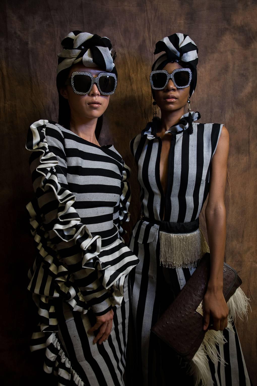 See the Best of ARISE Fashion Week 2018 Through Trevor Stuurman's Lens for British Vogue