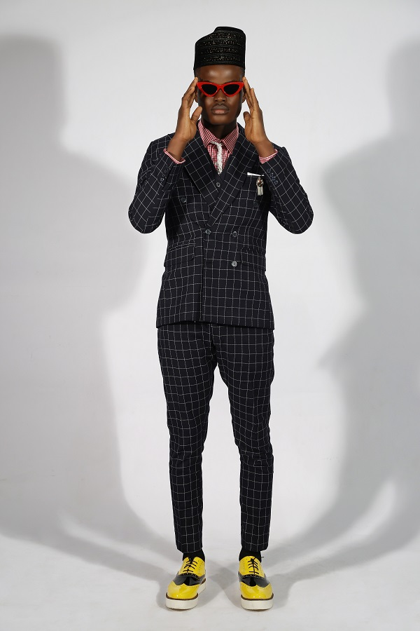 Must-See Collection: Sketch Nigeria Gives Classic Menswear An Unusual Twist