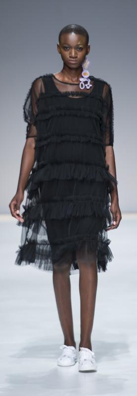 South Africa Fashion Week SS18 | Isabel De Villiers