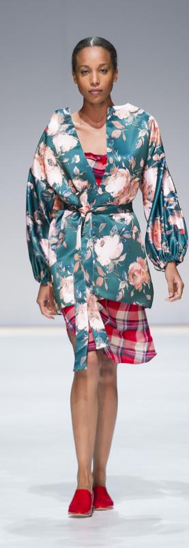 South Africa Fashion Week SS18 | T'Niche