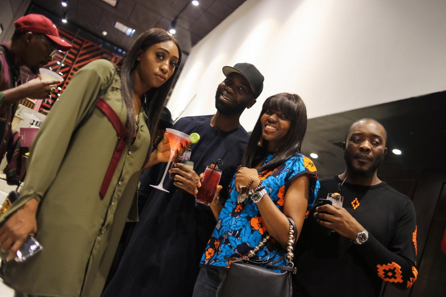 Inside Naomi Campbell's Exclusive Book Signing Event in ALARA, Lagos