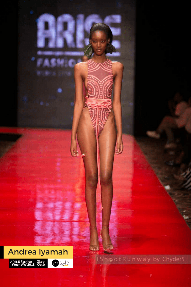 ARISE Fashion Week 2018 | Andrea Iyamah