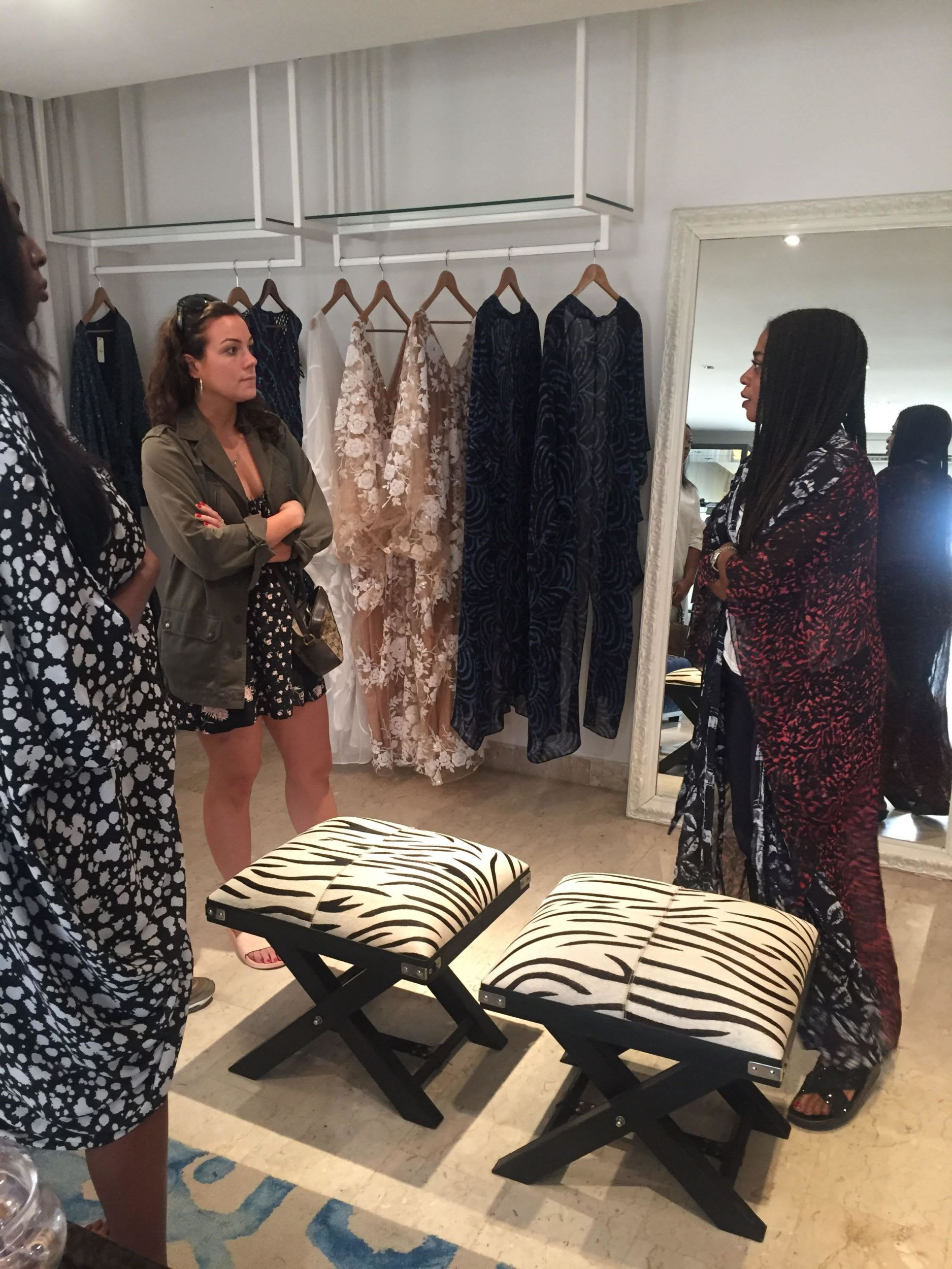 This is What Went Down When Selfridges and Moda Operandi Were in Town For Arise Fashion Week