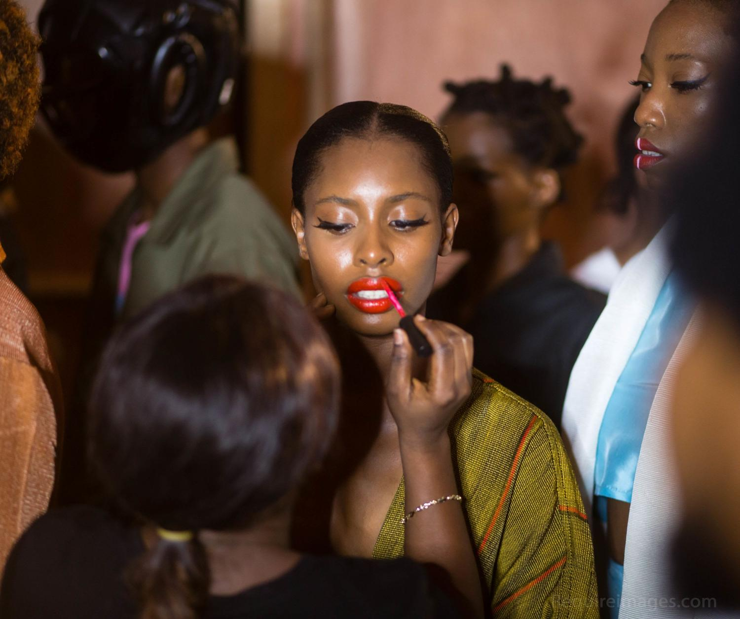 This Is How You Do Runway Beauty, According to House of Tara