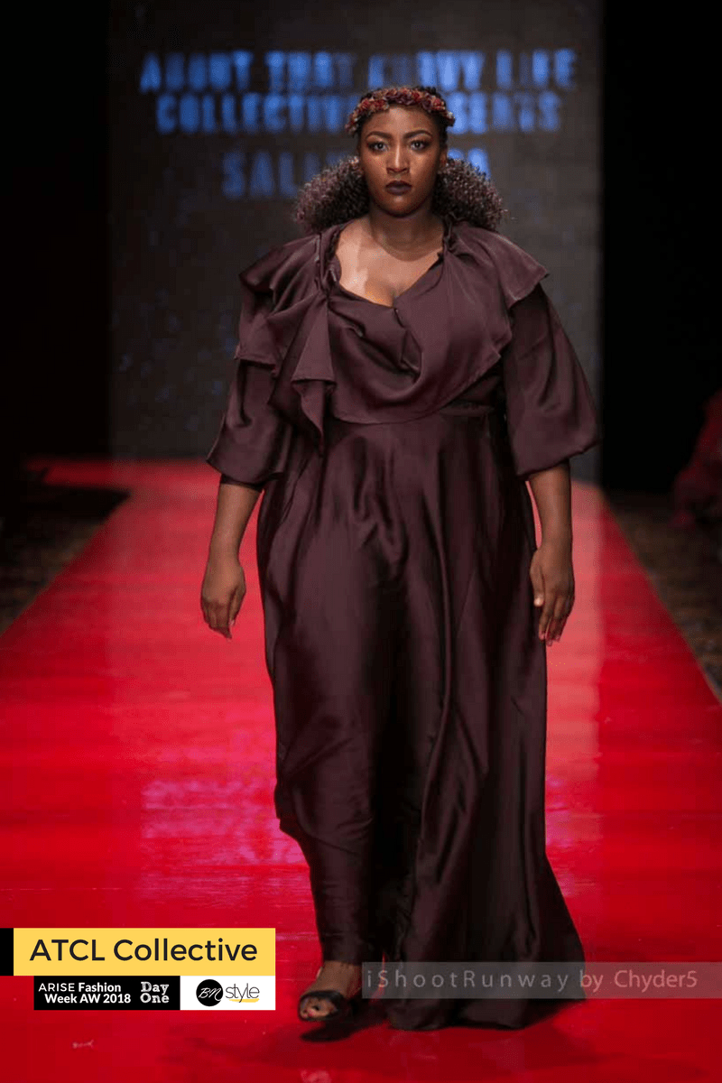 ARISE Fashion Week 2018   ATCL Collective
