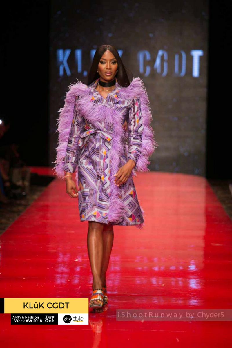 ARISE Fashion Week 2018 | KLûK CGDT