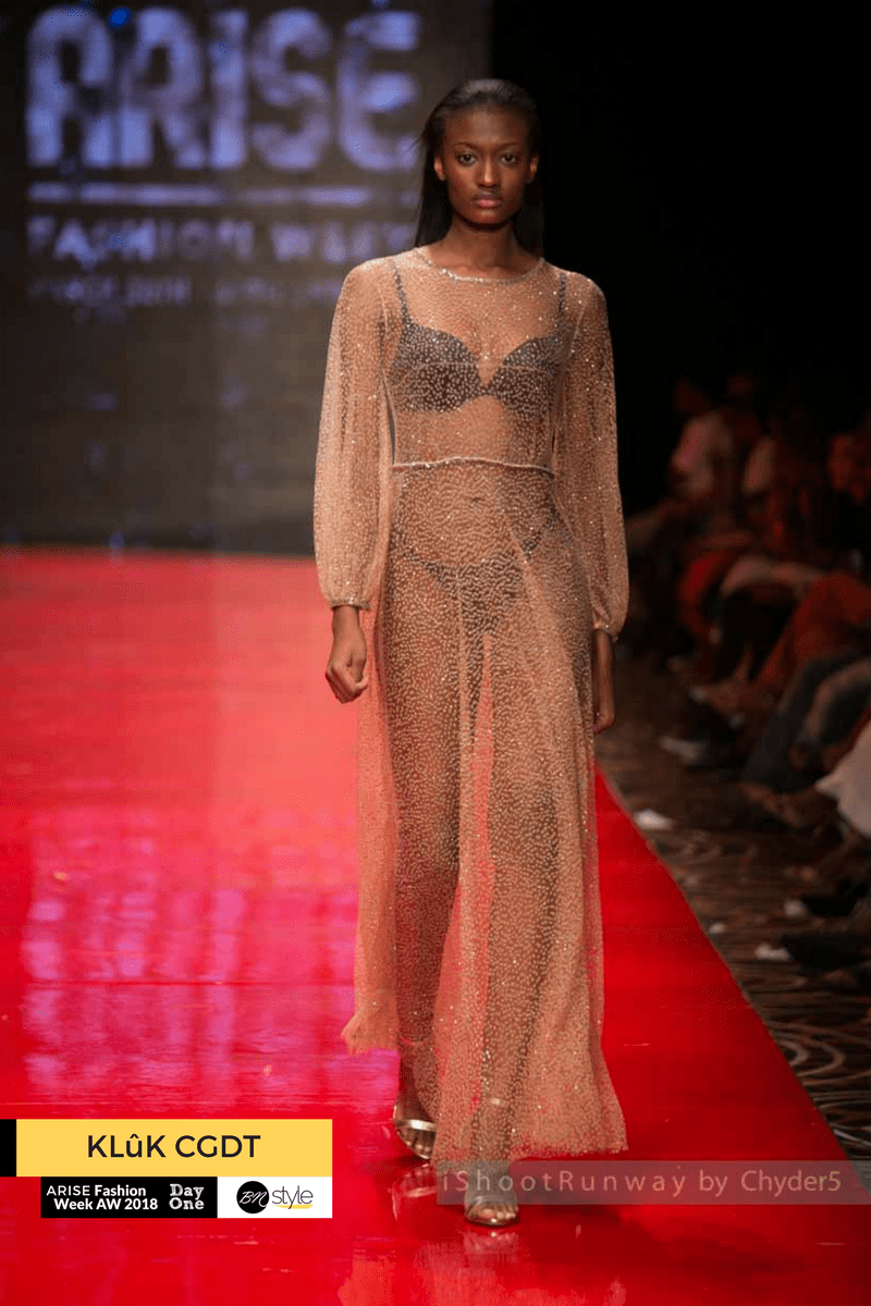ARISE Fashion Week 2018 | KLûK CGDT
