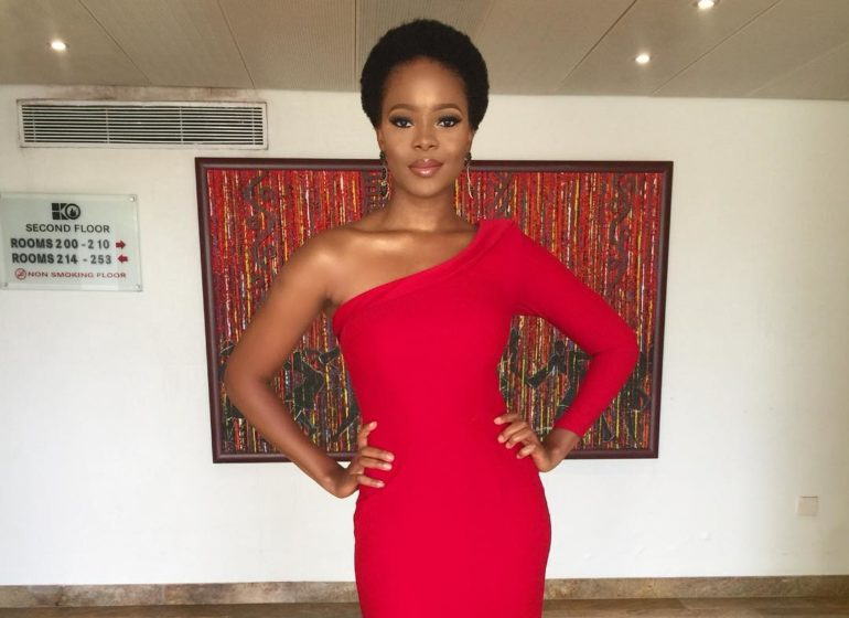 Zainab Balogun Shut it Down in these 2 Red Looks
