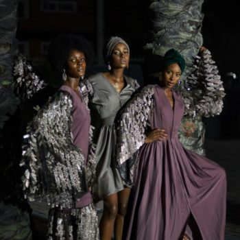 Cultured Arabica - A Autumn/Winter 2018 Collection by AbayaLagos