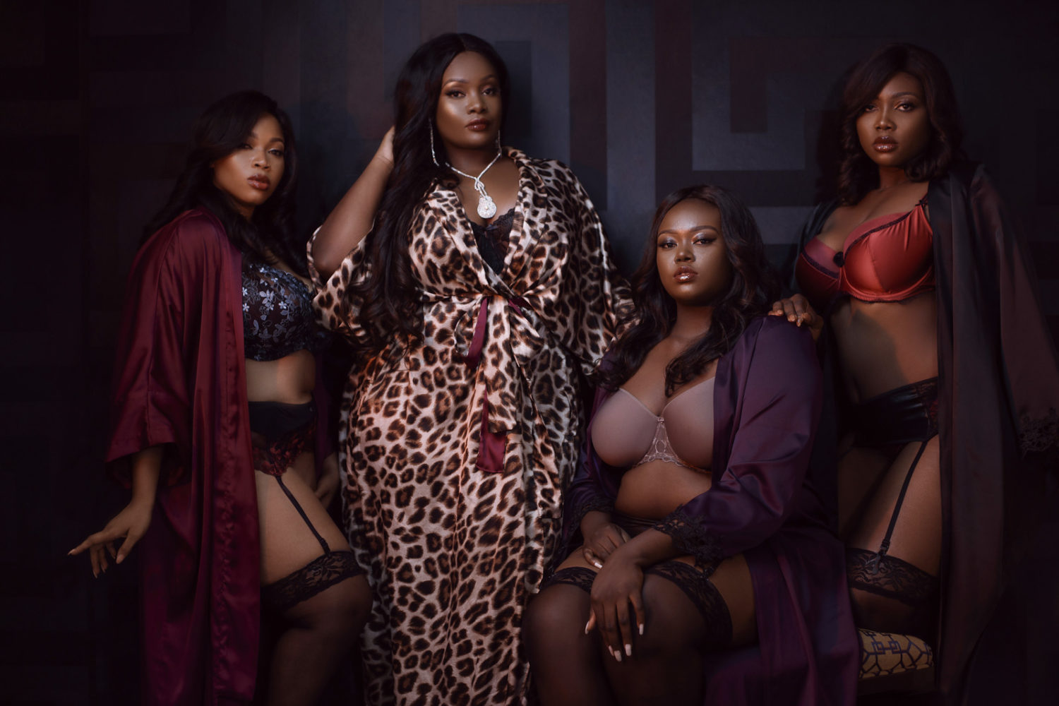 Attention: Toolz Just Released A Lingerie Collection For All Plus Size Babes!