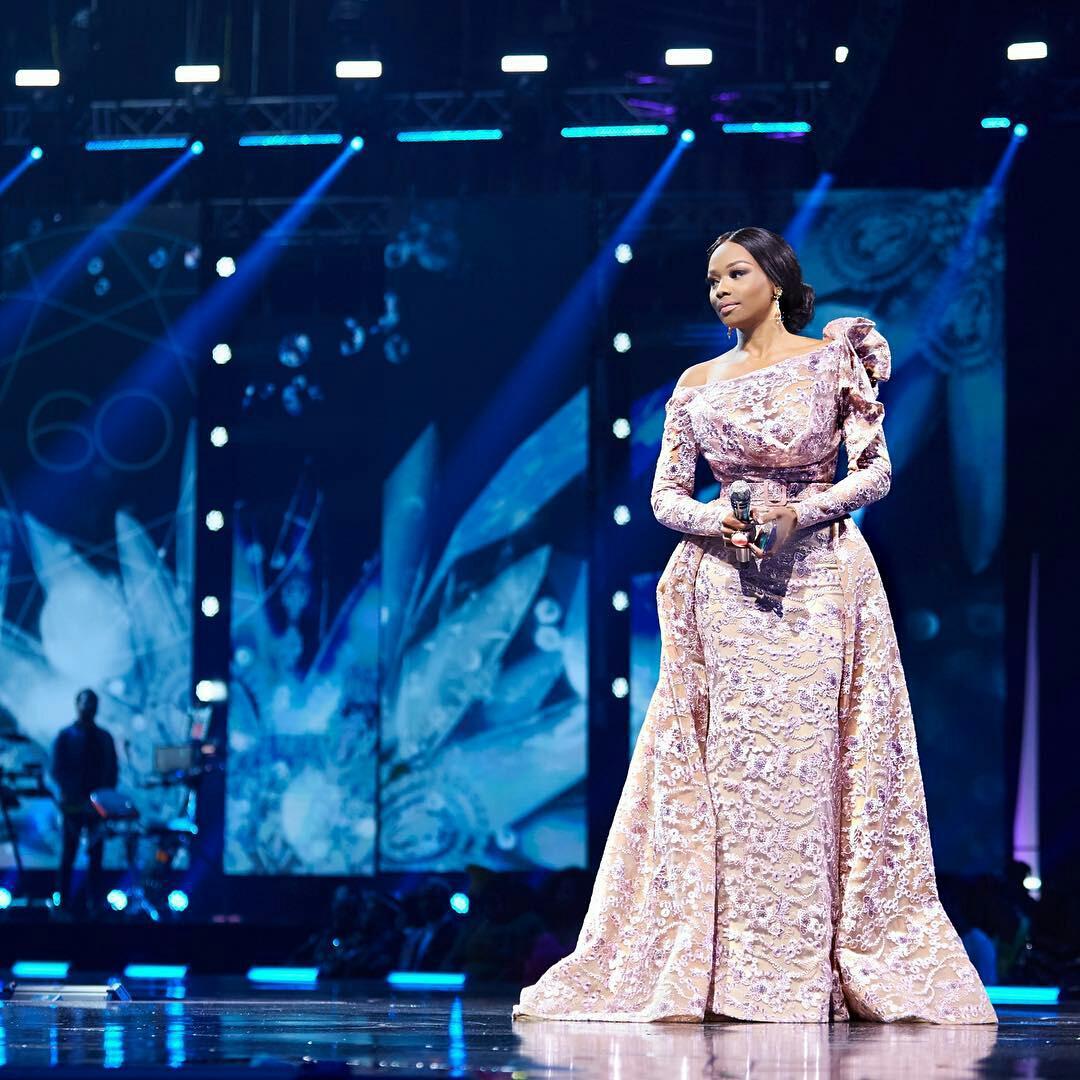 Bn Style Spotlight Bonang Matheba As Host Of Miss South