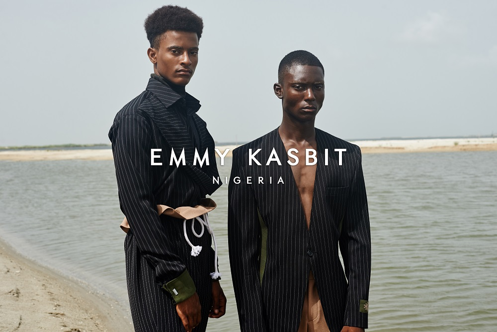 All The Looks From Emmy Kasbit's Autumn/Winter 2018 Collection
