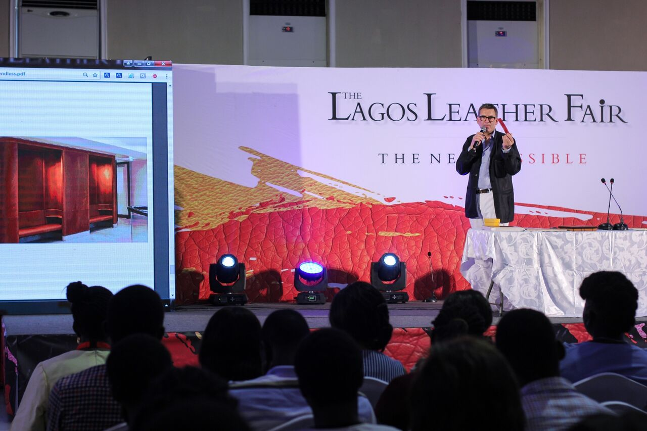Here's All That Happened At The Lagos Leather Fair 2018!