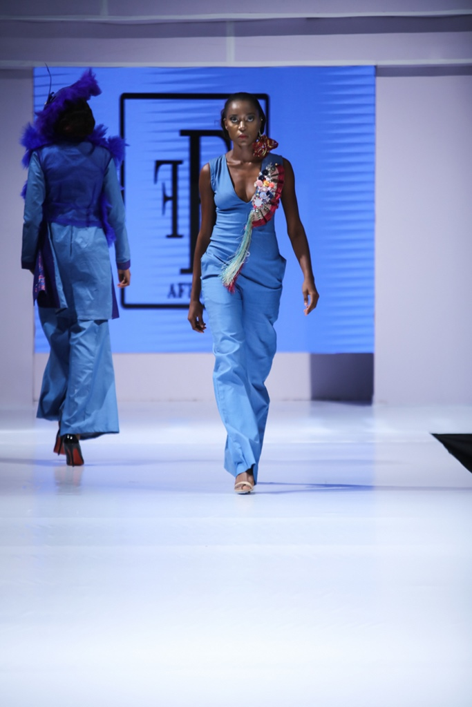 Fashions Finest Africa 2018 | Isi Ataghamen