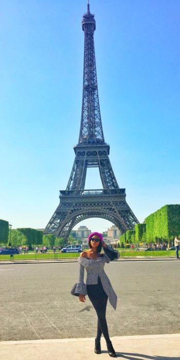 Lagos Style Star in Parise: Ini Dima-Okojie's Paris Style diary