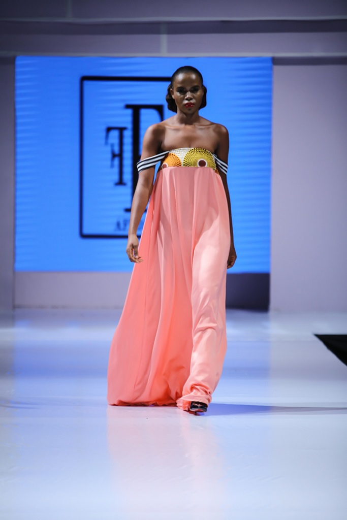 Fashions Finest Africa 2018 | Love Nwafor