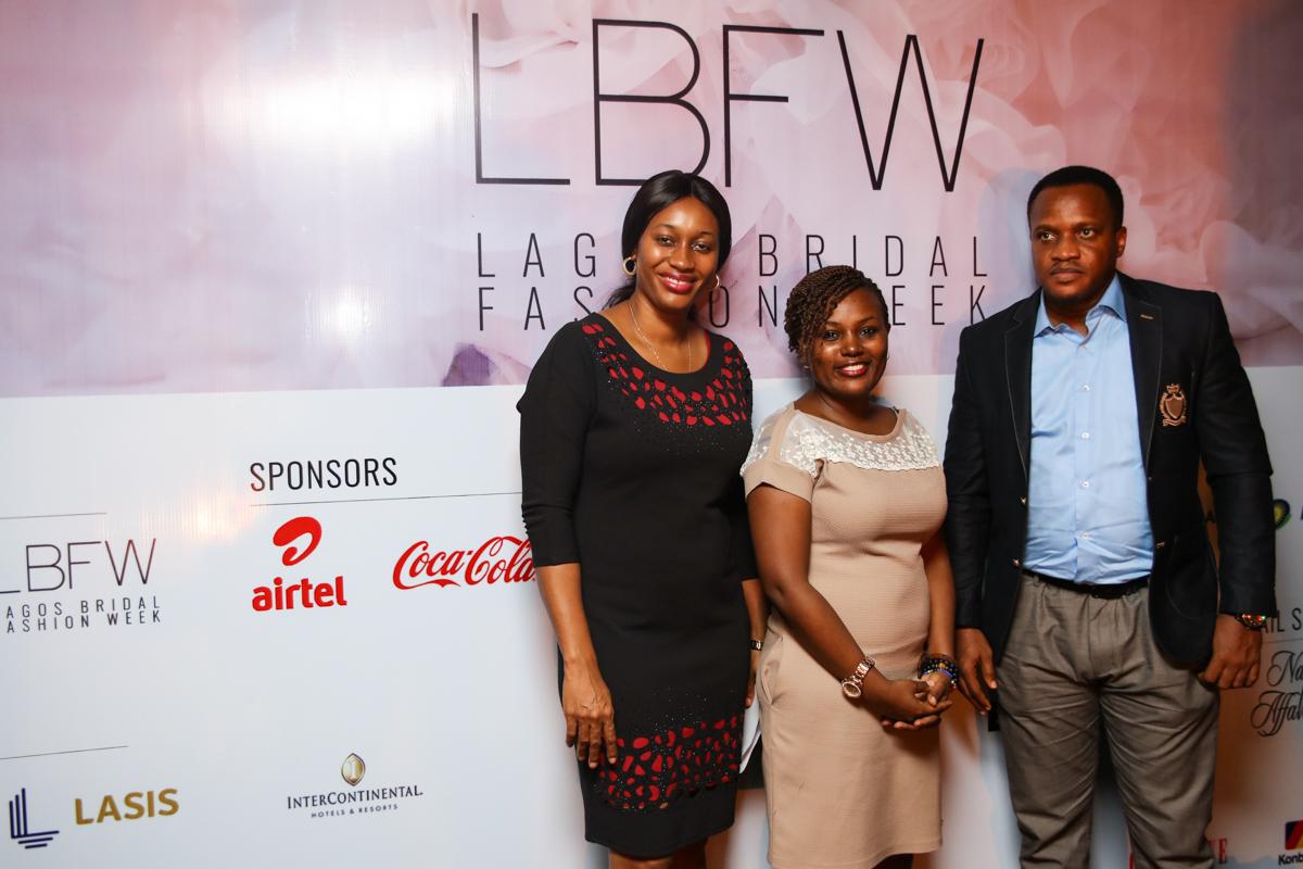 Inside The Glamorous Lagos Bridal Fashion Week 2018 Press Cocktail