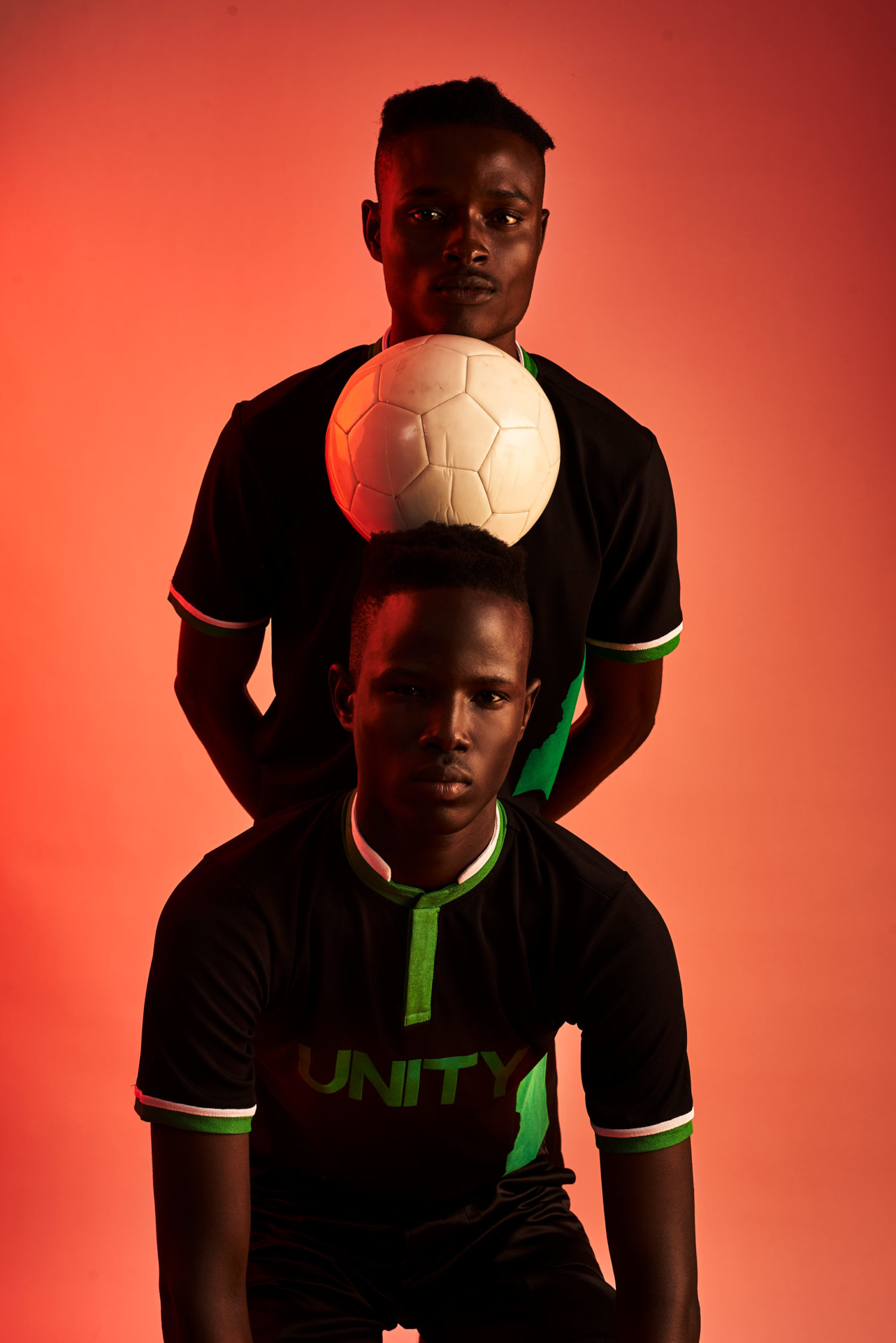 The Unity Collection by ONCHEK.com & Orange Culture x Shem Paronelli Issa GOAL!