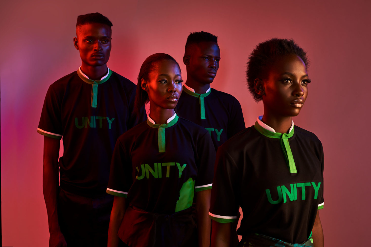 "ONCHEK.com Partners with Orange Culture & Shem Paronelli for ""Unity Collection"""