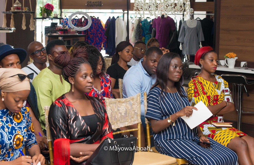 Shop and Play Hosts Mai Atafo to an Afternoon of Fashion Conversations and Tea