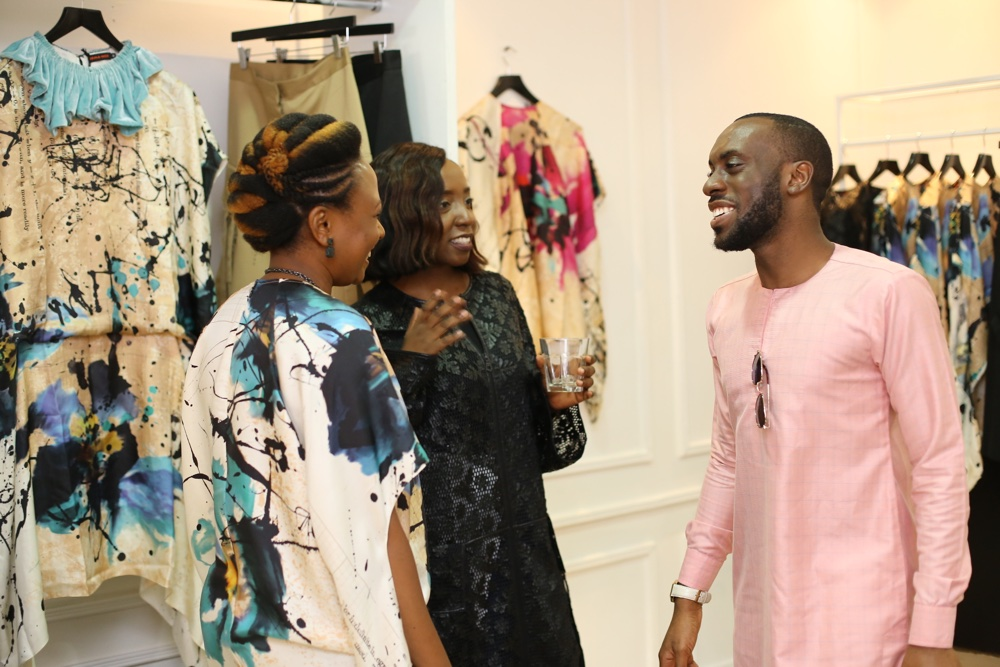 Temple Muse unveils THERE: The IDMA-NOF Spring Summer 2018 Collection