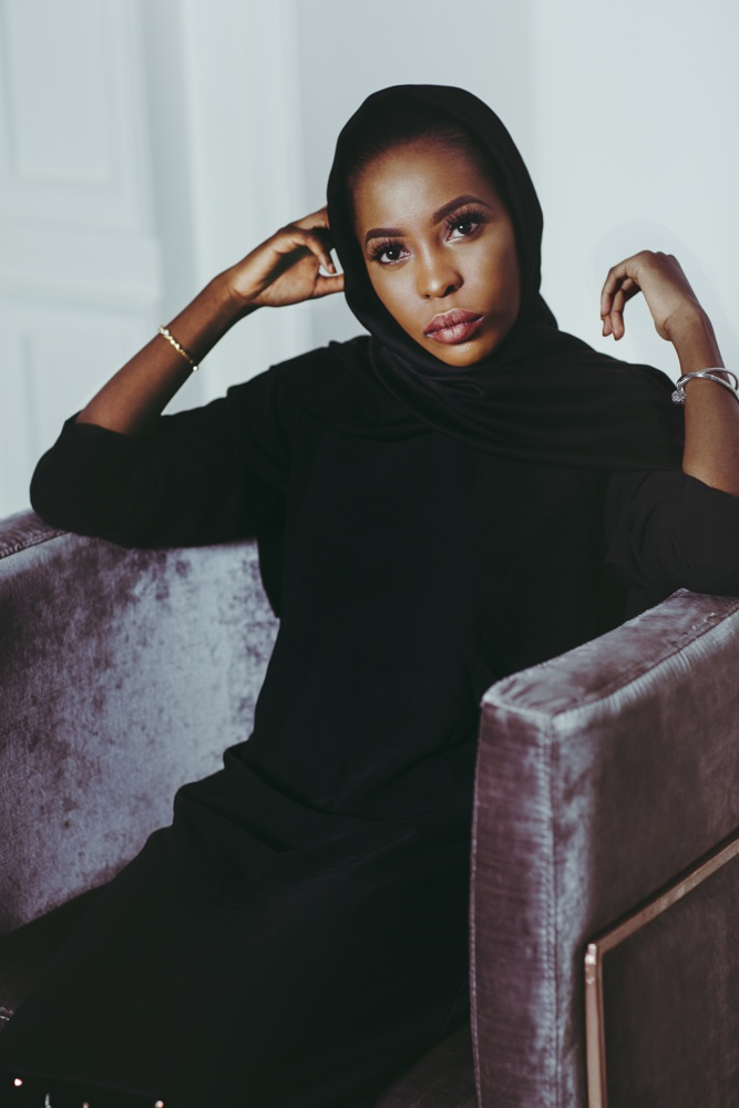 This New AMNAS Collection is Just in Time for Ramadan