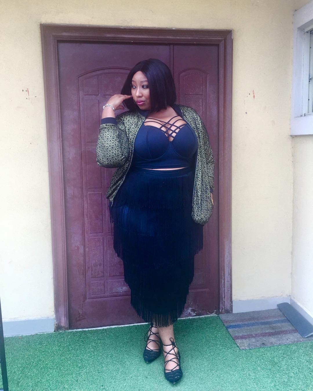 Fashion Moments That Prove Latasha Ngwube Is a Gift to The World