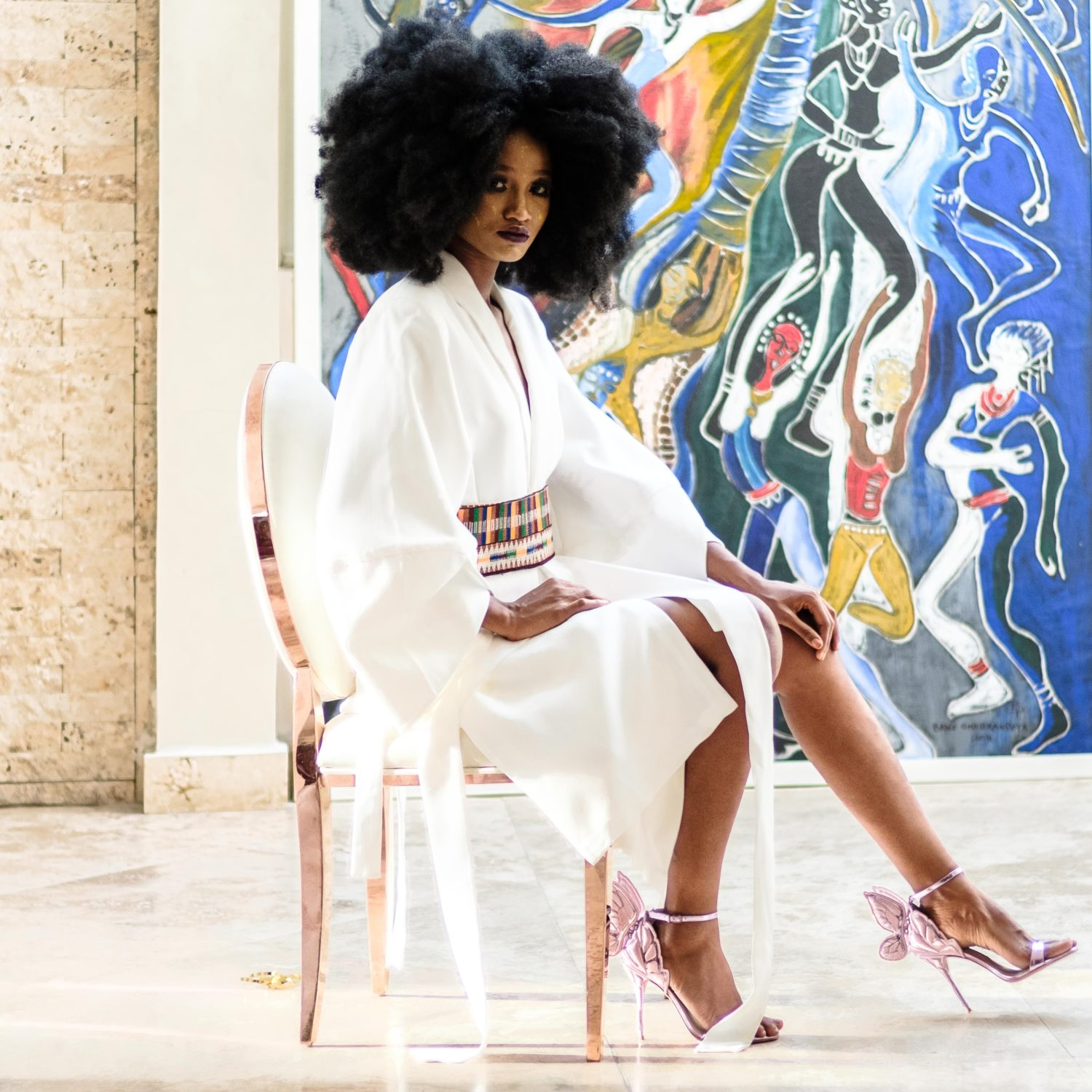 Temple Muse Celebrates 10 Years Of Championing Luxury Fashion In Nigeria!