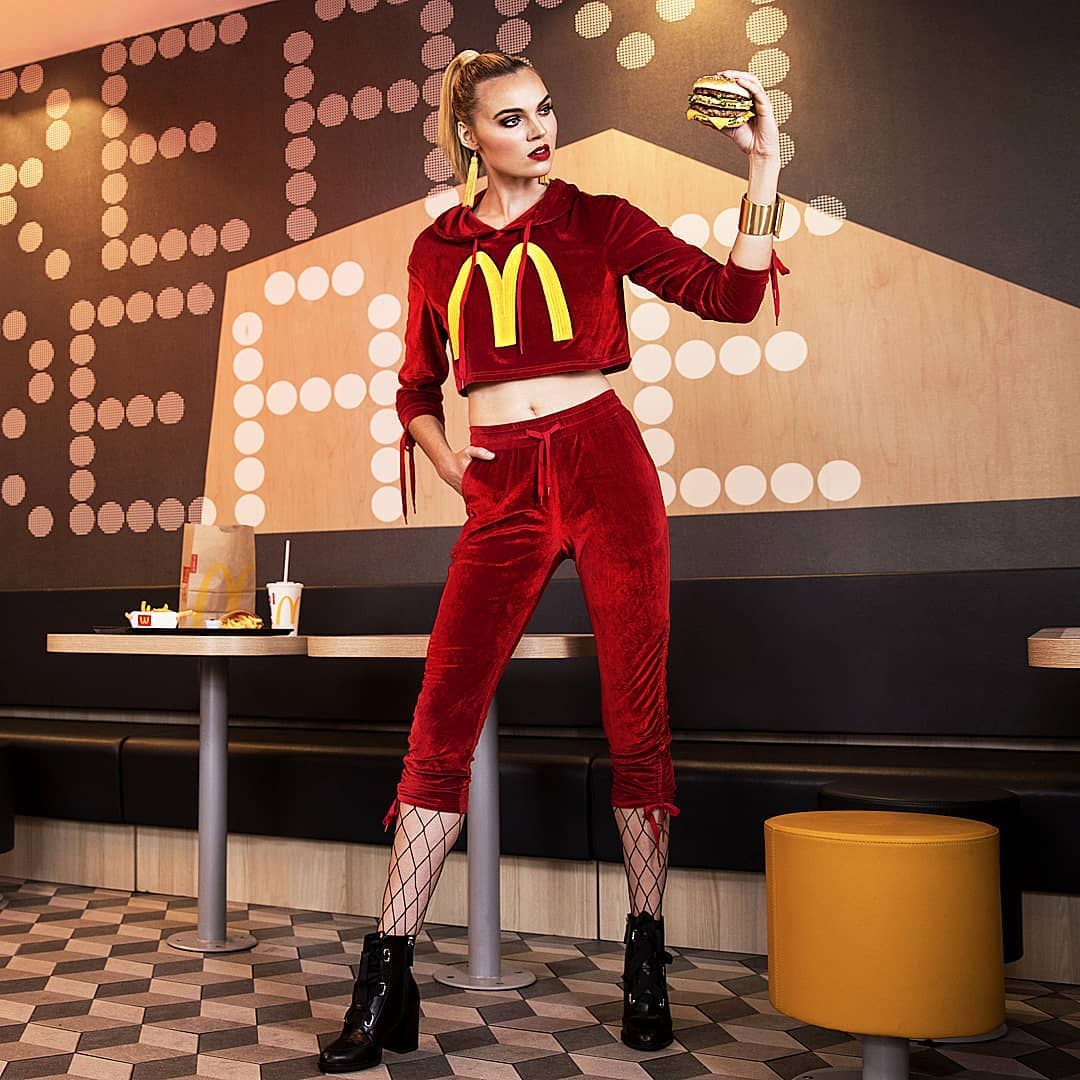 Gert-Johan Coetzee's x McDonald's SA : The Collaboration Is Now Available for Sale!