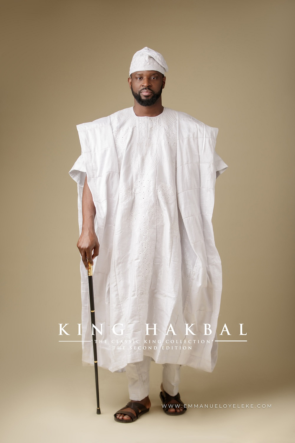 "King Hakbal's ""Classic King"" Collection Is An Ode To Traditional Style"
