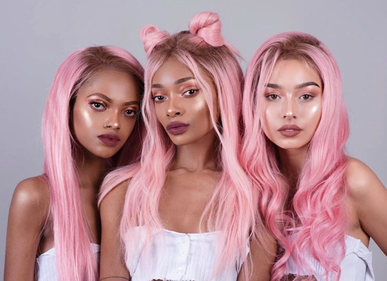 Thinking of Pinking? Here Are 5 Looks You Have to See Before You Dye
