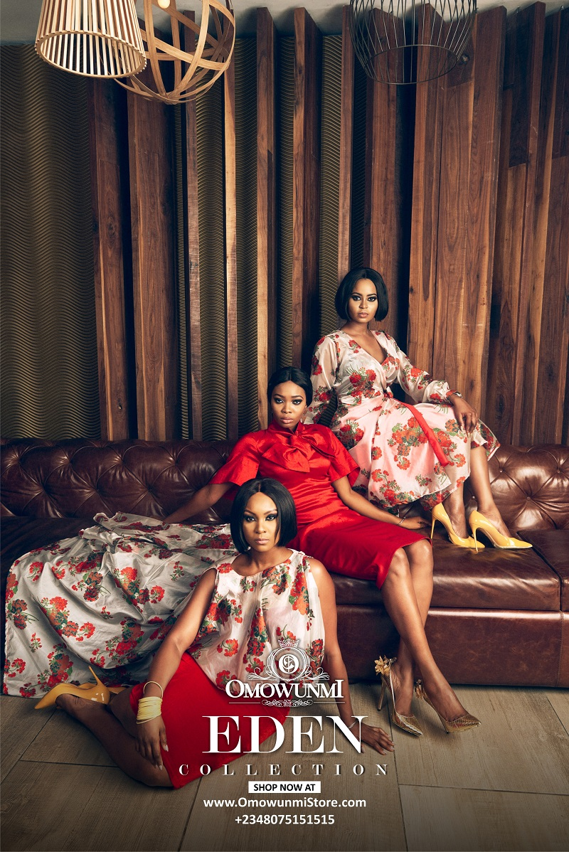 Omowunmi Just Released A New Collection – And We Want Every Look!