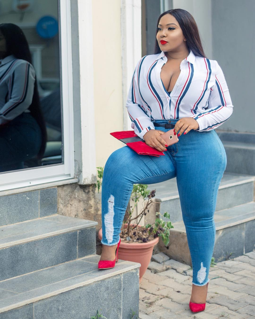 An Abuja Girl's Guide To Fabulous Plus-Size Style