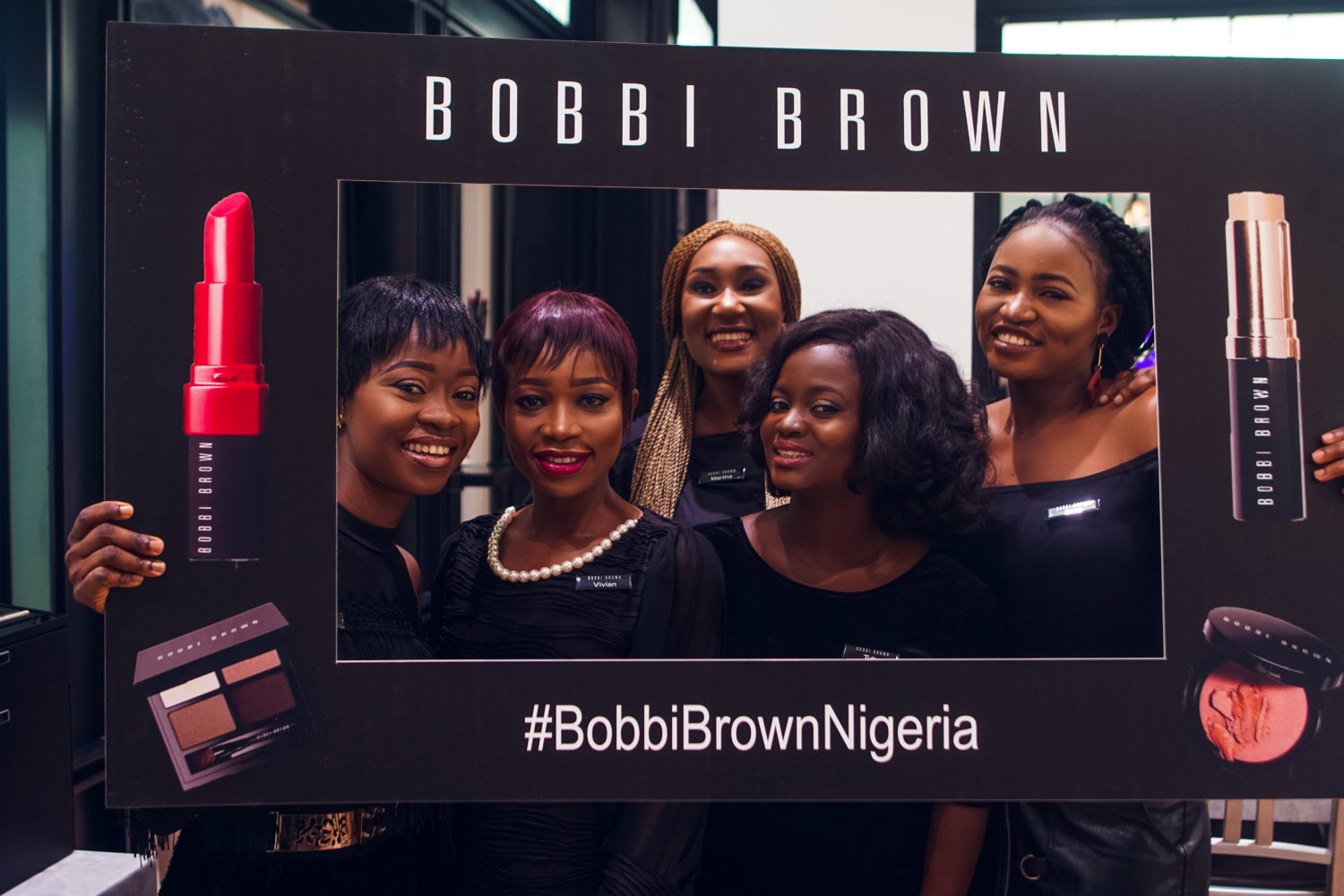 See All The FOMO-Inducing Moments From The Bobbi Brown Beauty Hangout!