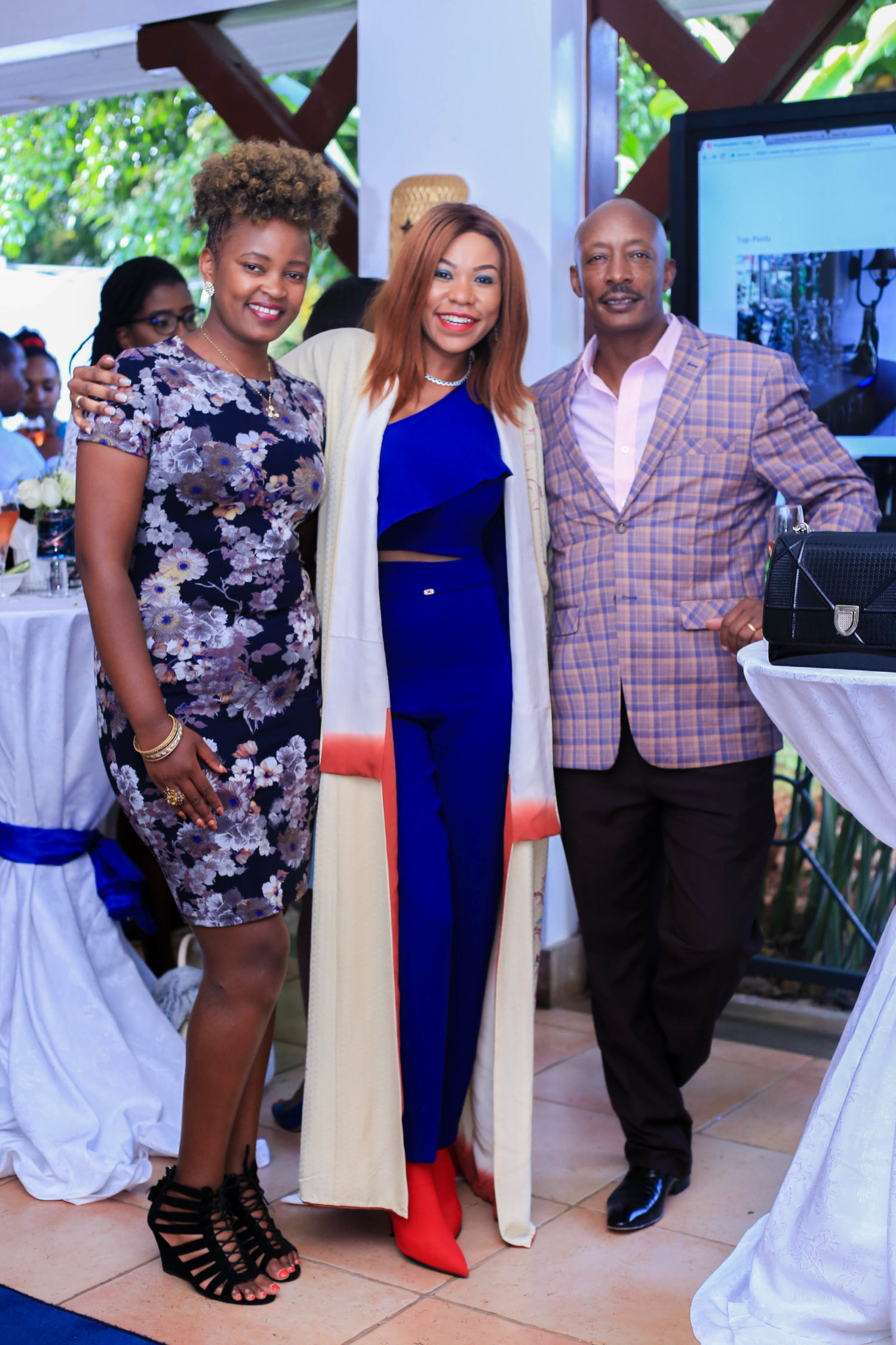 Moët Moments in Nairobi: A Peek Inside the Après Midi Delight Event in Kenya