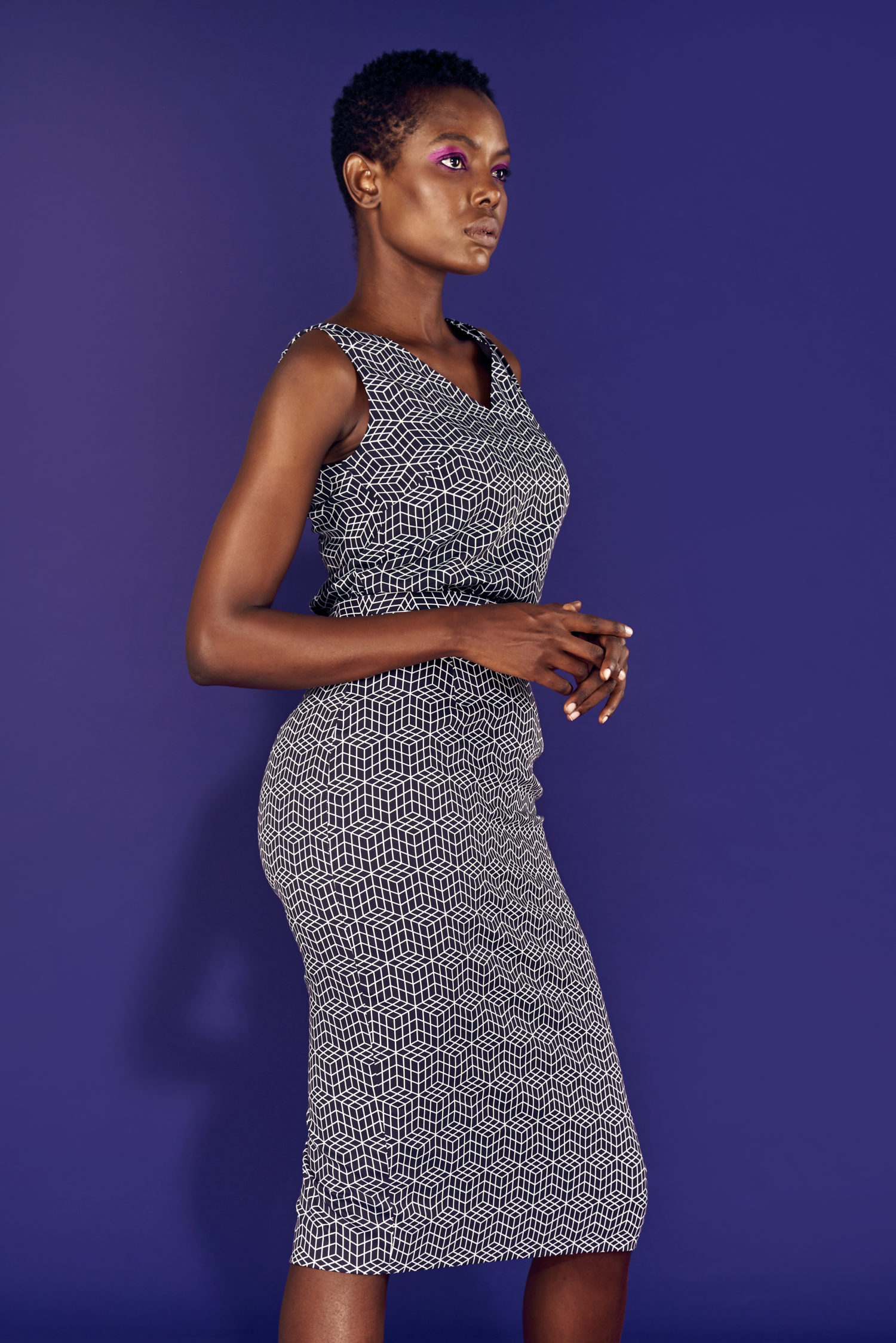 Furaha Bishota on Reinventing African Print, CocoLili and Working With Diana Opoti