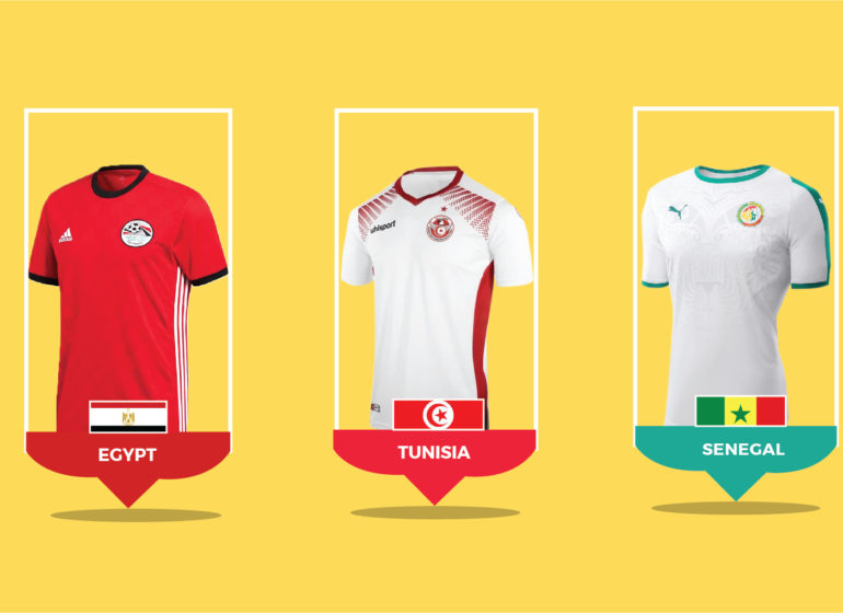 Football Fashion: A Complete Guide to 2018 African World Cup Kits
