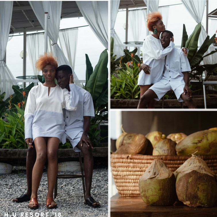 Henri Uduku's Resort 2018 Collection Has Us Dreaming Of The Tropics
