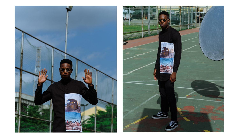 "JZO's ""Eko City Series"" Captures the Beauty & Chaos of Lagos"