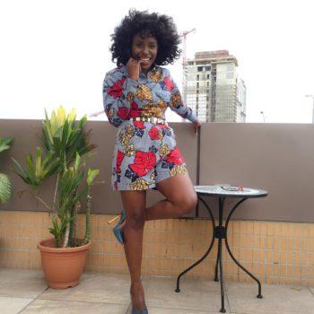 It's Always a Style Moment when Jane Michael Ekanem wears Jane Michael Collection